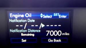 2014 forester maintenance reset gateway subaru youtube