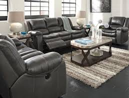 Grey Sofa Recliner by Long Knight Gray Reclining Loveseat From Ashley 8890686