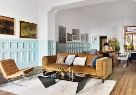 shoing canapé canapé en velours notre shopping pour un salon