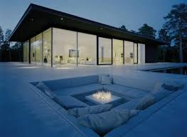 add a outdoor room to home outdoor rooms with sunken and raised areas add depth to landscaping