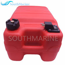 24l external fuel tank assembly for yamaha outboard engine with