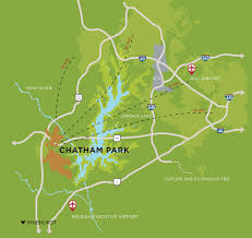 Map Of Outer Banks Nc Map Chatham Park
