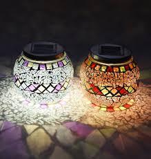 Landscape Lighting Set Lightshare Mosaic Solar 2 Led Landscape Lighting Set