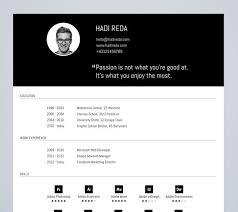 Website Resume Template 37 Best Free Resume Templates Images On Pinterest Free Resume