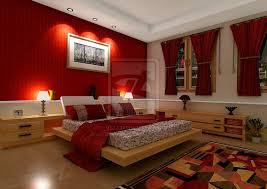 Red And White Bedroom Decorating Ideas Interior Design Ideas - Dark red bedroom ideas