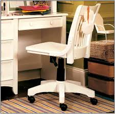 Antique Swivel Office Chair by Bedroom Good Looking White Wooden Desk Chair Polka Dot Bdesk