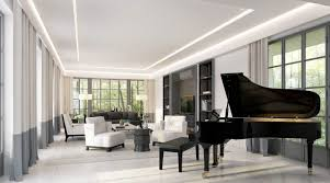 Living Room Bench by Living Room Black Grand Piano Also Wooden Bench Plus Black Plush