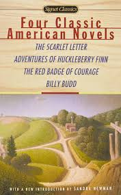 amazon com four classic american novels the scarlet letter