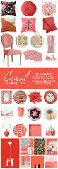 Red Coral Home Decor by Gather This Coral The Gathered Home