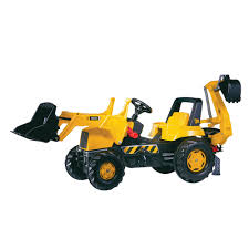jcb tractor with loader and excavator toys r us