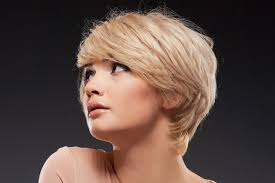gorgeous short hair hair style and color for woman