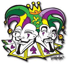 jester mardi gras mardi gras anonymous masked revelry and social rebellion huffpost