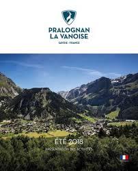 bureau des guides pralognan calaméo guide activités eté 2018