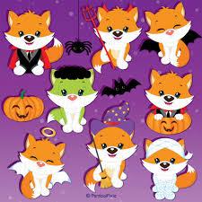 cute halloween mummy clip art halloween clipart cute halloween fox clipart cute fox