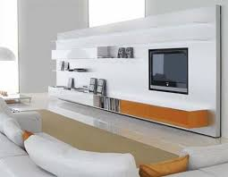 LCD TV Modern Interior Design Styles From Mdf Italia Photo - Modernist interior design style