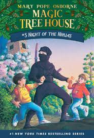 books magic tree house