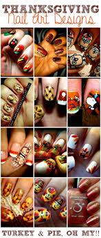 thanksgiving nails 12 beautiful nail designs this s