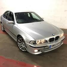 2003 bmw 525i m sport e39 open to offers in leicester