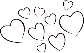 hearts coloring pages valentine hearts kids zone penny