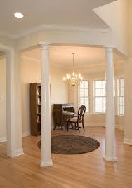 interior columns for homes 41 best columns images on home ideas living room