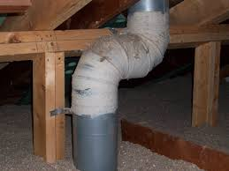 insulation around bathroom heater fan attic inspection vents and stacks homeownerbob s blog