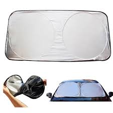 sun shade front rear windshield car window foldable protector