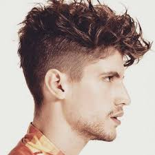 irish hairstyles for men shaved on sides long on top the 25 best men s haircuts curly ideas on pinterest men haircut