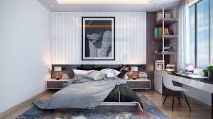Black And White Bedroom With Wood Furniture 40 Beautiful Black U0026 White Bedroom Designs