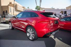 jaguar f pace black 2017 jaguar f pace first impressions news cars com
