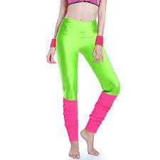 light pink leggings womens 80s leggings at 80sfashion clothing