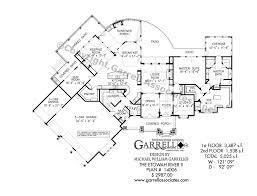 etowah river ii house plan house plans by garrell associates inc