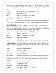 Help Me With My Resume N D Naidu Cv Pem 2015
