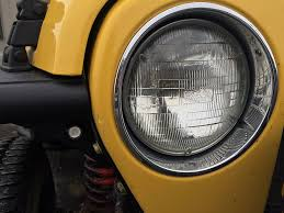 light yellow jeep amazon com jeep wrangler amber led front turn signal lights for