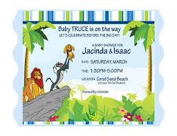 lion king baby shower ideas lion king baby shower invitations dhavalthakur