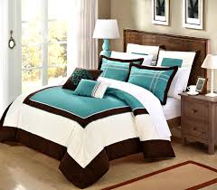 apartments delectable teal and brown bedding turquoise living
