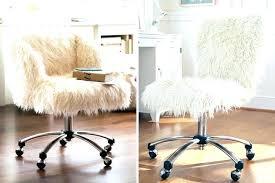 fur chair cover fur office chair polar faux fur chair faux fur office chair