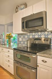 backsplash awesome painted kitchen backsplash style home design