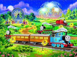 Wallpaper For Kids by Thomas And Friends Wallpapers Group 49