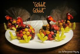 captivating thanksgiving table favors with about us mrsfields