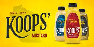koops mustard koops mustard