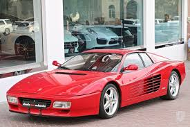 1994 512 tr for sale 1994 testarossa in united emirates for sale on