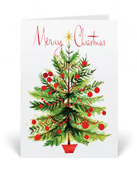 christmas cards in watercolor merry christmas watercolor cards 36962 custom