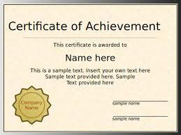 certificate template free sogol co