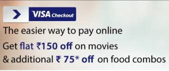 latest bookmyshow offers promo codes and coupons rs 150 discount