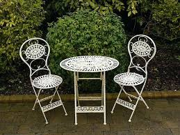 Black Patio Chairs by White Metal Patio Furniture Sets White Metal Patio Chairs White