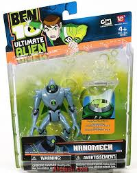 ben 10 alien force kevin levin action cruiser car bandai