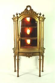 Antique German Display Cabinet Bookcase V U0026m Furniture Pinterest Victorian Decor Country