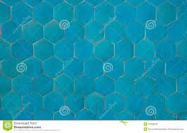 background of hexagonal blue tiles stock photo image 32328640