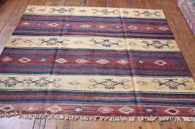 turkish kilim rug flatwoven in turkey