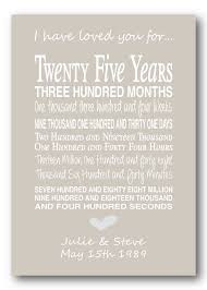 30 year anniversary gifts 30 year wedding anniversary gifts for couples awesome 25 years